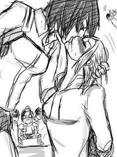 Mikaani- Mikasa x Annie