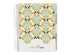 """""""I think I might actually be getting this."""" - Ariel   2014-2015 life planner -fleur feliz"""