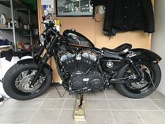 Harley Davidson, Sportster, Forty eight, 1200ccm, 8700 Km