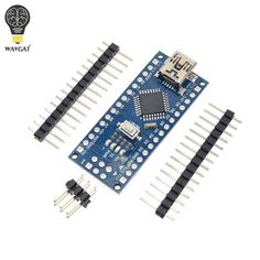 Promotion Funduino Nano Controller Compatible Board for Arduino Module PCB Development Board without USB Price: USD Cool Electronics, Electronics Projects, Arduino Modules, Promotion, Humidity Sensor, Real Time Clock, Development Board, Shops, Electrical Equipment