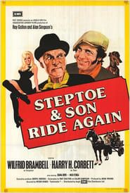 Watch Steptoe and Son Ride Again full hd online Directed by Peter Sykes. With Wilfrid Brambell, Harry H. Albert Steptoe and his son Harold are junk dealers, British Comedy Films, British Sitcoms, Comedy Movies, Classic Comedies, Classic Films, Classic Tv, Old Movies, Vintage Movies, 1970s Movies