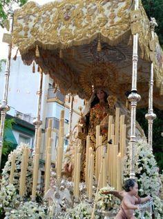 Procesión de la Virgen del Carmen de San Cayetano, 16 de julio