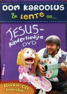 Oom Karoolus & Lente se Jesus-Kinderliedjie DVD