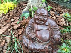 Can you dig it? Happy Buddha #ZenLiving #GrowYourGarden