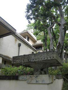 Yamamura House - Frank Lloyd Wright