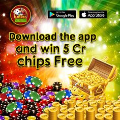 Epic #teenpatti #game play the #indianpoker and win 5 Cr #chips free and high bonus price. Download the #app now: https://play.google.com/store/apps/details?id=com.brsoftech.brcards&hl=en