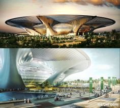 King Abdullah Sport City | Jeddah, Saudi Arabia - 3D,  Architectural Visualisation, Meshroom
