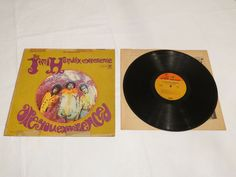 The Jimi Hendrix Experince Are You Experienced? RS 6261 LP Album Record vinyl *^ #HardRock