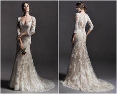Os melhores modelos de Sottero and Midgley: vestidos de noiva que te farão sonhar! Image: 20