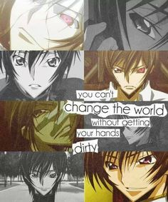 lelouch vi britannia #codegeass #anime