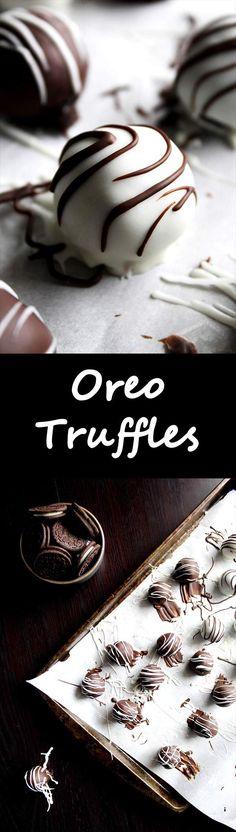 Oreo Truffles | Oreo Balls | Oreo Bites | Oreo Cookies | Oreo Pops