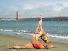 Stop, Drop, & Yoga