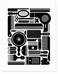 Designspiration — Eight Hour Day » Brush and Stuff Poster