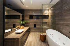 moderne Badkamer door GLR Arquitectos - homify / GLR Arquitectos