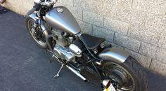 1987 Honda Rebel 450 Bobber | Moto Chop Shop