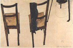 Egon Schiele 1912 // Art cannot be modern - Art is eternal // AMEN