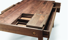 BS 01 desk by WEWOOD