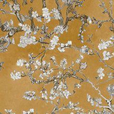 17146 Van Gogh amandelbloesem okergeel