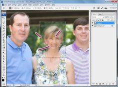 Photoshop Tutorial: 9 Quick Steps for Head Swapping / Face Transplant