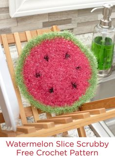 Watermelon Slice Scr