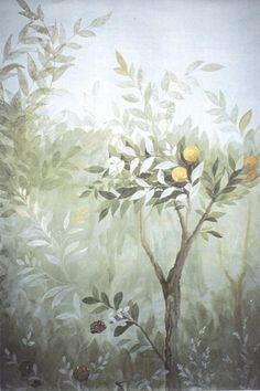 Discover wall mural design ideas on HOUSE - design, food and travel by House & Garden. Lizzi Porter is the go-to mural artist for designers including Nicholas Haslam and Colefax and Fowler.