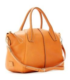 Tod's - NEW D-STYLING BAULETTO LEATHER TOTE