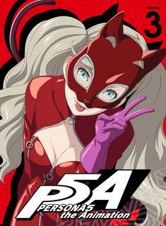 Persona 5 the Animation Volume 3 Box Art Revealed - Persona Central First Animation, Animation Film, Persona 5 Ann, Best Rpg, Shin Megami Tensei Persona, Silver The Hedgehog, Akira Kurusu, Cowboy Bebop, Durarara