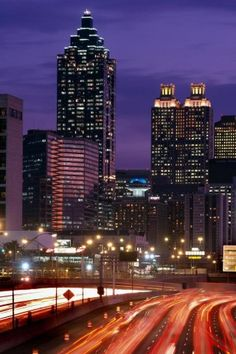 """Atlanta, Georgia, United States, City - The setting for """"On the Scent"""" by Angela Campbell"""