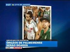 Galdino Saquarema Noticia: Órgãos de palmeirense morto por santistas serão doados