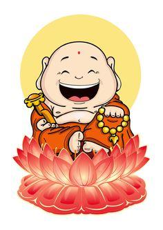 World Religions — Baby Buddhas Gautama Buddha, Buddha Buddhism, Buddha Art, Buddha Drawing, Buddha Painting, Baby Buddha, Little Buddha, Buddha Tattoo Design, Om Art
