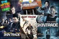 Podcast from the After Movie Diner: Episode 155 - Skin Trade