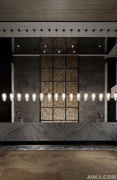 2013年成都万科金域缇香销售中心-售楼处-王冠 第2页 - 设计作品