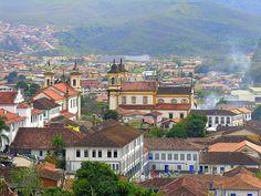 Mariana, Minas Gerais -  Brazil