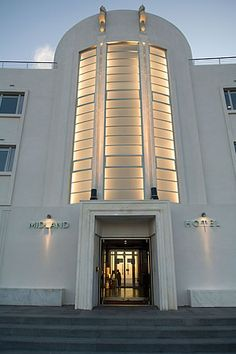 The Midland Hotel. I was there the other day for dinner :D