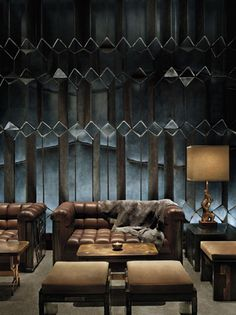 Royalton Hotel New York designed by Philippe Starck