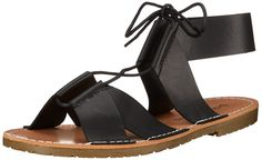Dirty Laundry Women's Emphasis Soft Bur Gladiator Sandal -- Continue to the product at the image link.
