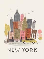 new york please