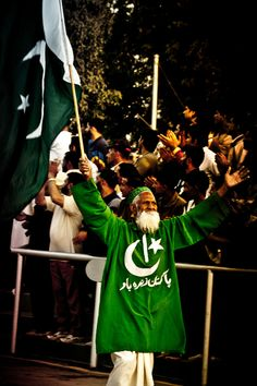 Happy Pakistan Independence Day! August 14th.