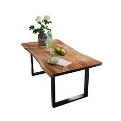 Offerta di oggi - Tavolo da pranzo Tomas in legno di rovere 100% FSC ...