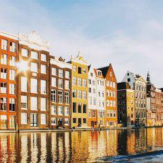 3 day, 2 night Amsterdam City Break for just £167pp http://bit.ly/2qbOiF1 🇳🇱 🌷✈️ 🏩 #TravelDeals #CityBreak #Travel #WeekendAway #Amsterdam #Netherlands #Europe #EuropeanCityBreak #Vacation #Holiday #TravelDeals ##LongWeekend