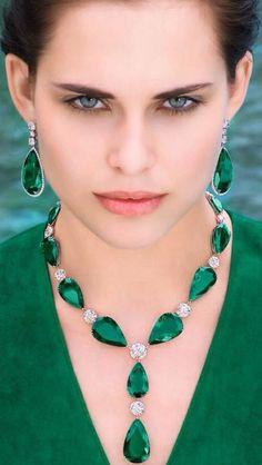 #Graff #emeralds