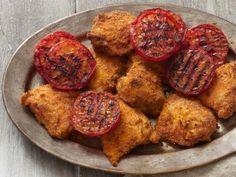 Crispy Grilled Chicken Thighs Recipe | Food Network Kitchen | Food Network