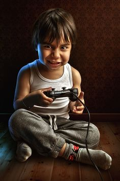 Making of - Fanatic Gamer by Adrian Sommeling on 500px