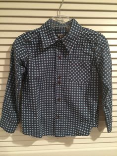 Men/'s New Fashion Big Polka Dot Dress Shirt French-cuff 100/% Cotton Size M-4X