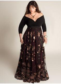Vestidos plus size para festas de 15 anos   Plus Glamour!