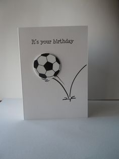 Image result for football birthday cards