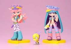Twin Pack+ : Panty & Stocking with Chuck + galaxxxy(Released)
