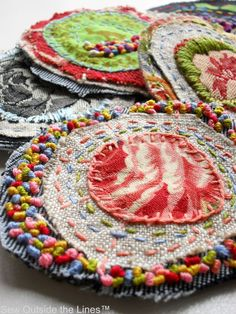 Sew Outside the Lines™ with Jody Pearl: Frippery is a Real Word