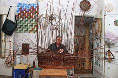 weaving by Steve Lospalluto via flickr