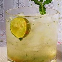 Low Carb Mojito on BigOven: This very popular Cuban drink has been de-carbed to suit diabetic diet plans. While it is low sugar it is NOT low-taste.